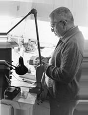Хозе Сильва радиоинженер